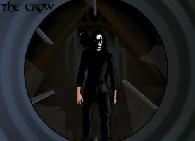 The Crow by deanfenechanimations
