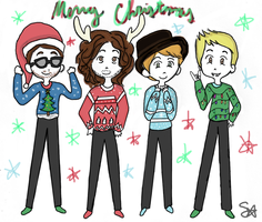 FOB: A Fall Out Christmas! by Sartisian