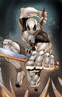 Uncanny X-Force Deadpool by DashMartin