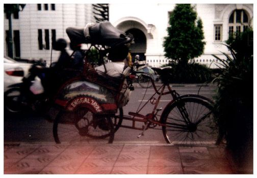 becak by caffechaine