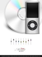 iTunes Minuet by apathae