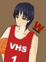 'W' BB Player Colored by Cei-08