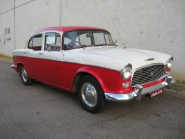1957 Humber Hawk Series 1 by elyobkram
