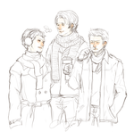 team-free-god damn it's cold by olivatre