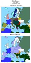 Blue Europe (Redone) by ThePlainsman