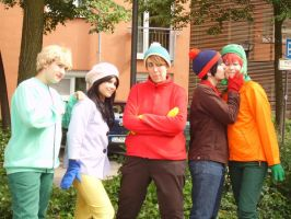 South Park Cosplay - 1 by Murdoc-lein