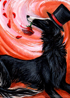 ACEO The Longest Moment by Endlen