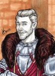 PSC Dragon Age Inquisiton's Military Advisor by PhoenixFuryBane