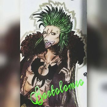 Bartolomeo's drawing by Apollus02
