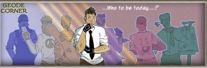 Who to Be... by TRALLT