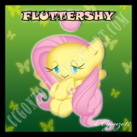 Fluttershy Chao by CCmoonstar23