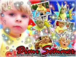 Collage - Dimi Sommer - 09 by tati-cris