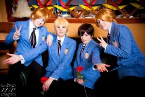 Ouran High School Host Club - SutekiGo by LiquidCocaine-Photos