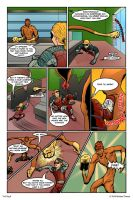 Defenders of the Gene, Page 7 by CoconutMikeNIke