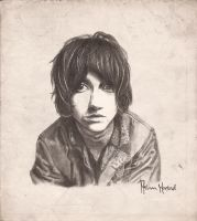 Alex Turner by thisweirdchick