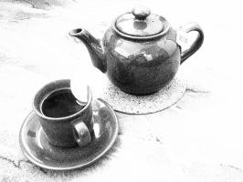 Time for some tea! by Simmonska