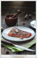 Salted Salmon by Studioxil