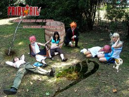 Fairy Tail is a family by angelicshadow88