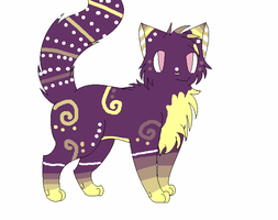 Kitty Adoptable *closed* by Honey-PawStep