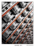 Highrise Series no. 4 by Evilien