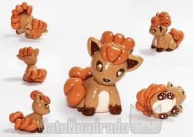 Vulpix by e-very