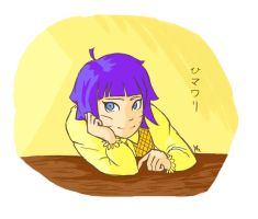 Himawari color! by thirteenday