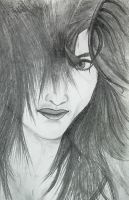 Pencil Drawing by thelfs