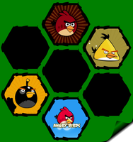 Angry Birds by WE4PONX