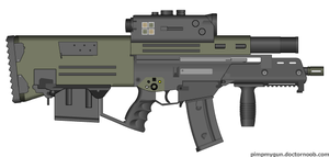 G36 OICW by Robbe25