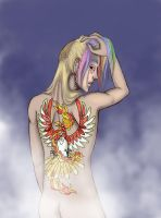 Arcus Ho-oH Tattoo by Chibi-C