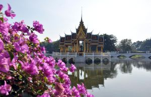 Aisawan Dhiphya-Asana Pavilion, Thai Royal Palace by dpt56