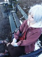 DRAMAtical Murder Clear Valentine Day 2013 by Asuka10