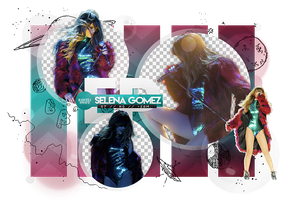 Pack Png 1990 // Selena Gomez by ExoticPngs