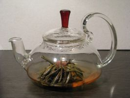 Tea Pot 01 by Ghost-Stock