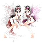 Faerie Twins by luciole
