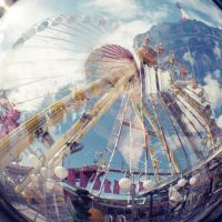 Dianas funfair by huitieme-art