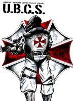 Umbrella Corp Soldier by UmbrellaCorpSoldier