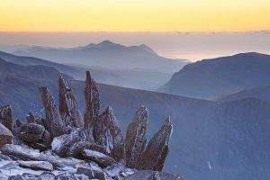 Glyder Fawr Twilight by Alex37