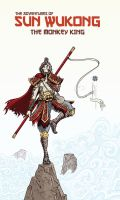 Sun Wukong, The Monkey King by T3hSpoon