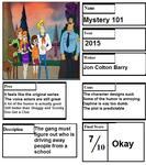 Pros And Cons: Mystery 101 by Spongey444