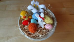 Easter Basket by Narmita08