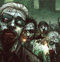 halloween by sNakyGFX
