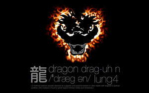 Dragon Flames by SL05NED