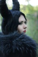 Maleficent stock II by MysteriaViolentStock