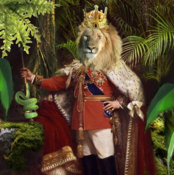 King Edward VII of the Jungle by ITSsam23