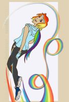 Rainbow Dash by kristaia