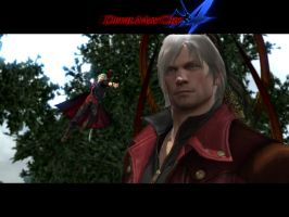 Devil may cry 4 nero and dante by douser