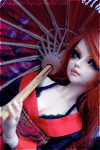 China girl by Amber-Kyou