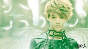 EXO - Luhan by jerlyn92