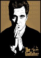 The Godfather 02 by astayoga